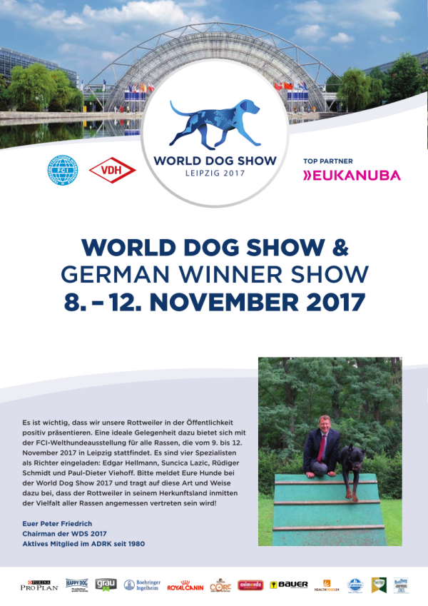 World Dog Show 09-17
